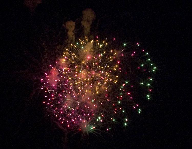 Th Of July Fireworks Panama City Beach Fl