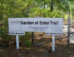 Legend Of The Garden Of Eden Bristol Florida