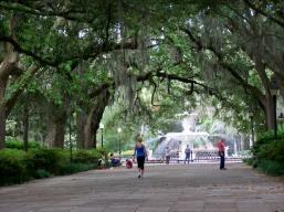 Forsyth park savannah georgia for How to become a builder in ga