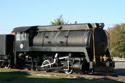 Heart of Dixie Railroad Museum - Calera, Alabama